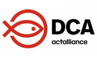 Dan Church Aid logo